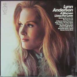 A Woman Lives For Love Anderson Lynn
