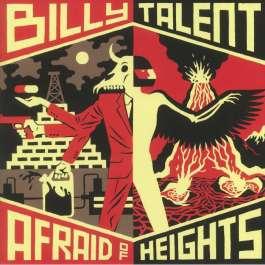 Affraid Of Heights Billy Talent