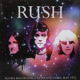 Agora Balroom Cleveland Ohio May 1975 Rush