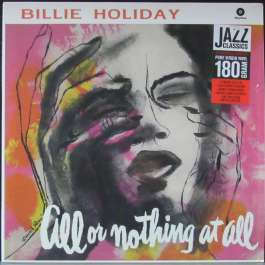 All Or Nothing At All Holiday Billie