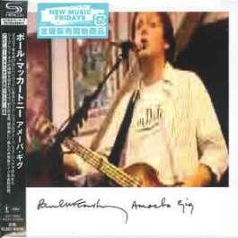 Amoeba Gig McCartney Paul