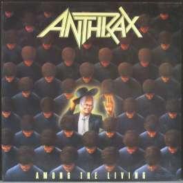 Among The Living Anthrax