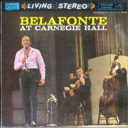 At Carnegie Hall Vol.1 Belafonte Harry