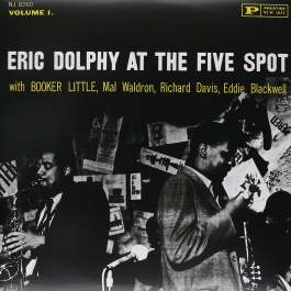 At The Five Spot, Volume 1. Dolphy Eric