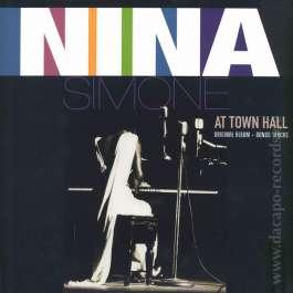 At Town Hall Simone Nina