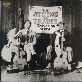 Atkins-Travis Traveling Show Atkins Chet And Travis Merle