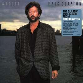 August Clapton Eric