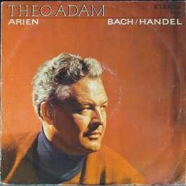 Bach/Handel Adam Theo