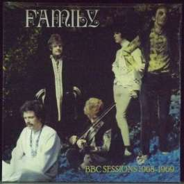 BBC Sessions 1968-1969 Family