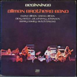 Beginnings Allman Brothers Band