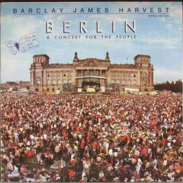 Berlin A Concert For The People Barclay James Harvest
