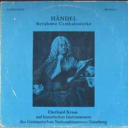 Beruhmte Cembalowerke Handel George Frideric