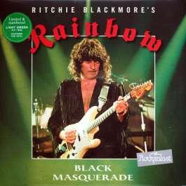 Black Masquerade Rainbow