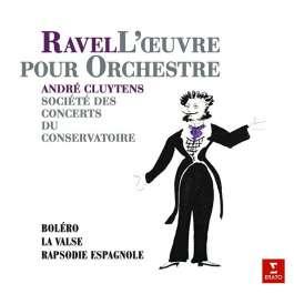 Bolero/La Valse/Rapsodie Espagnole Ravel Maurice