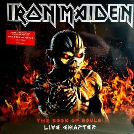 Book Of Souls Live Chapter Iron Maiden