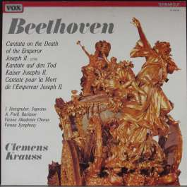 Cantata On The Death Of The Emperor Joseph II Beethoven Ludwig Van