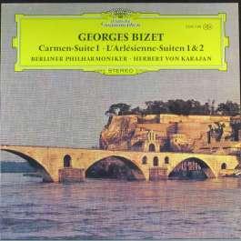 Carmen-Suite 1/L'Arlesienne-Suiten 1 & 2 Bizet Georges