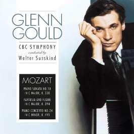 Cbs Symphony - Glenn Gould Mozart Wolfgang Amadeus
