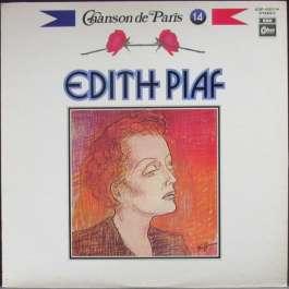 Chanson De Paris Piaf Edith