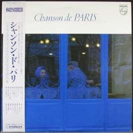 Chanson De Paris Various Artists