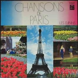 Chansons de Paris Les Djinns