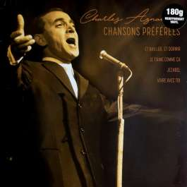 Chansons Preferees Aznavour Charles