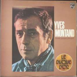 Chante Jacques Prevert Montand Yves