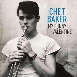 My Funny Valentine Baker Chet