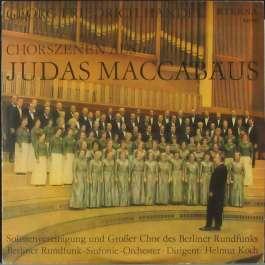 Chorszenen Aus Judas Maccabaus Handel George Frideric