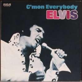 C'mon Everybody Presley Elvis