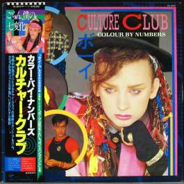 Colour By Numbers Culture Club