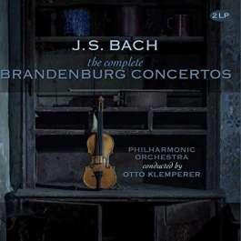 Complete Brandenburg Concertos Bach Johann Sebastian