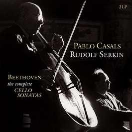 Complete Cello Sonatas Beethoven Ludwig Van