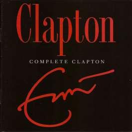 Complete Clapton Eric