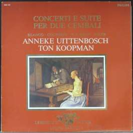Concerti E Suite Per Due Cembali Various Artists