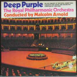 Concerto For Group And Orchestra Deep Purple