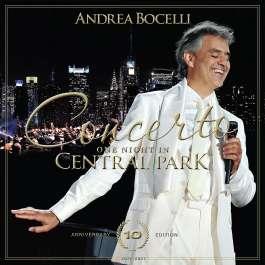 Concerto (One Night In Central Park) 10th Anniversary Edition Bocelli Andrea