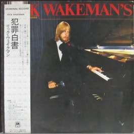 Criminal Record Wakeman Rick