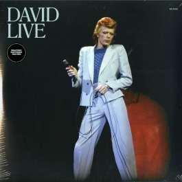 David Live Bowie David