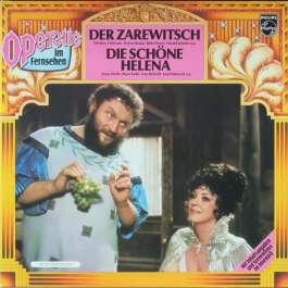 Der Zarewitsch/Die Schone Helena Offenbach Jacques