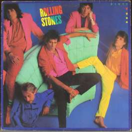 Dirty Work Rolling Stones