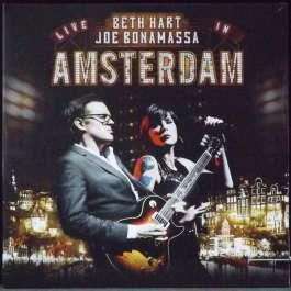 Live In Amsterdam Bonamassa Joe & Hart Beth