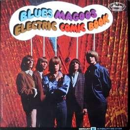 Electric Comic Book Blues Magoos