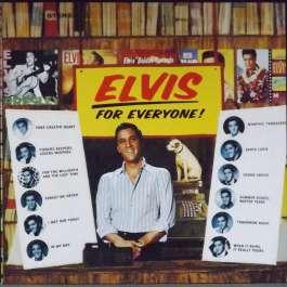 Elvis For Everyone Presley Elvis