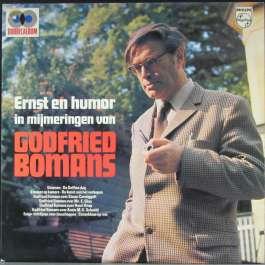 Ernst En Humor In Mijmeringen Van Godfried Bomans Bomans Godfried