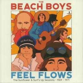 Feel Flows The Sunflower & Surf's Up Sessions 1969-1971 Beach Boys