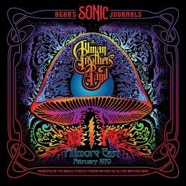 Fillmore East, February 1970 Allman Brothers Band