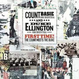 First Time! The Count Meets The Duke Ellington Duke & Basie Count