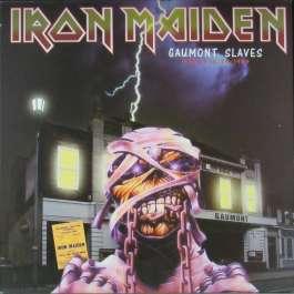Gaumont Slaves Ipswich 18/09/1984 Iron Maiden