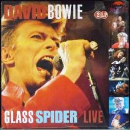 Glass Spider Live Bowie David